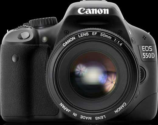 Reflex da amatori: ecco la nuova Canon EOS 550D