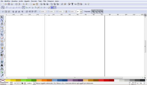 inkscape interfaccia grafica