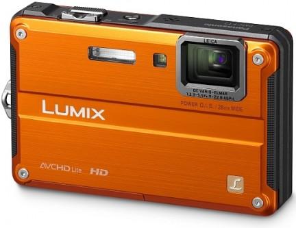 Recensione Panasonic Lumix DMC-FT2, fotocamera per le foto subacquee