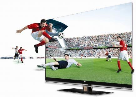 LG regala un TV 3D Full LED ai migliori giocatori di Tetris