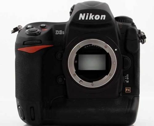 Recensione Nikon D3s