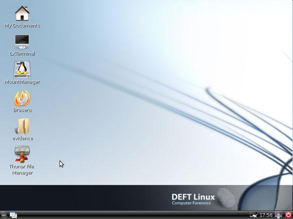 Linux per informatica forense: DEFT Linux, uscita una nuova versione