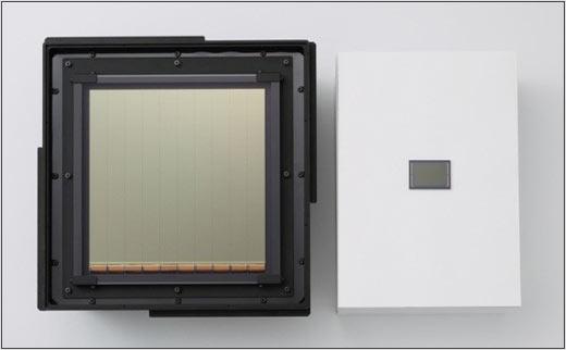 Canon annuncia il sensore CMOS più grande mai realizzato