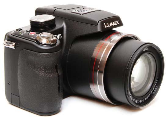 Recensione Panasonic Lumix DMC FZ-45