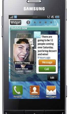Samsung S7320E Wave 723, Il nuovo smartphone secondo Samsung