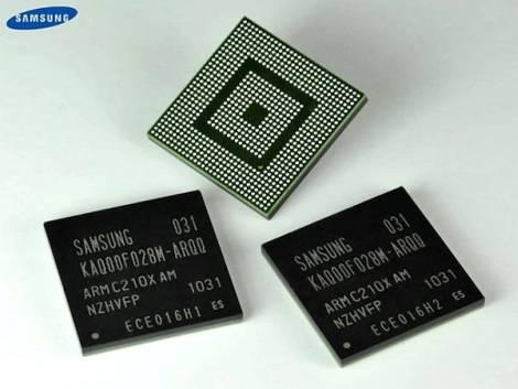 Samsung Orion il nuovo processore dual-core per smartphone