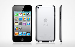 Apple iPod Touch 4 di quarta generazione
