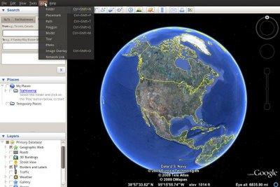 Installare Google Earth su Ubuntu Linux