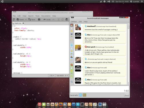 gwibber ubuntu