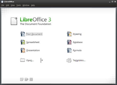 LibreOffice Rilasciata la Versione 3.3
