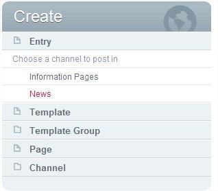 I canali: come ExpressionEngine organizza il contenuto