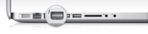 thunderbolt macbook pro