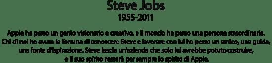 bye steve jobs