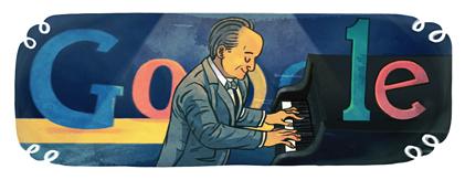 Nino Rota, oggi Google ricorda i 100 anni dalla sua nascita