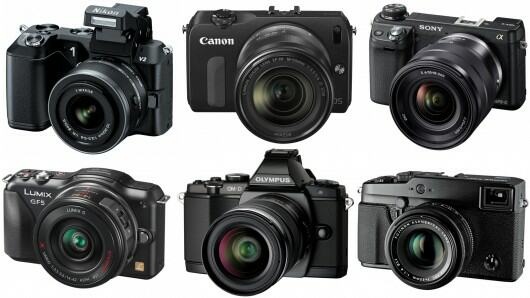 Cosa sono le Mirrorless. Parte 2: Differenze con le Reflex