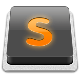 Sublime Text Logo