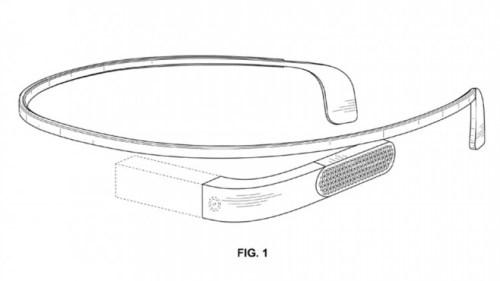 google glass design