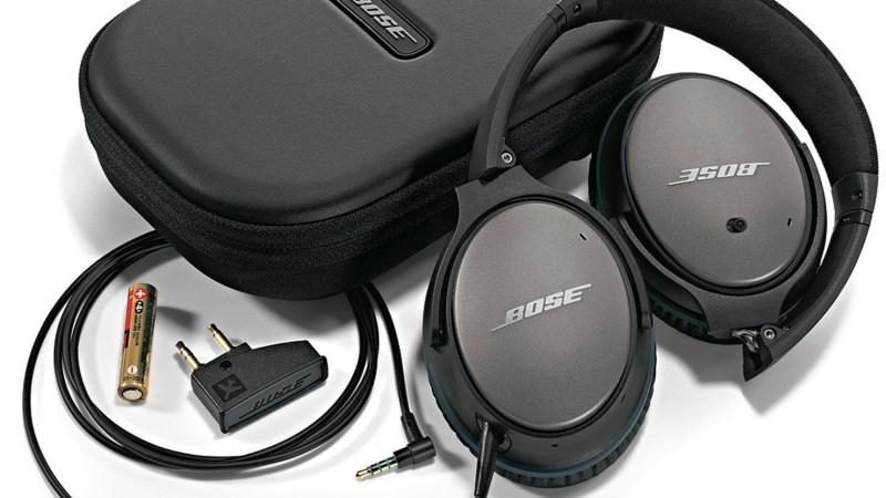 Recensione Bose QuietComfort 25, le Migliori Cuffie Antirumore