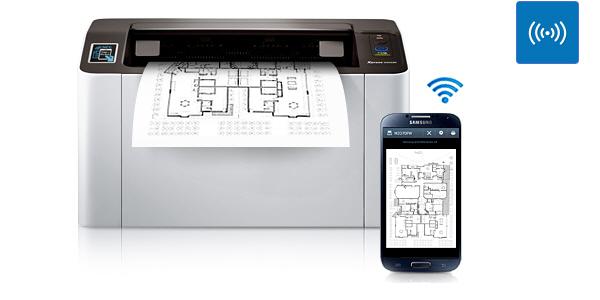 Samsung SL-M2022W NFC
