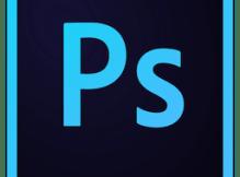 Photoshop icona
