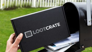 Loot Crate: Mistery Box con Gadget Geek a Domicilio