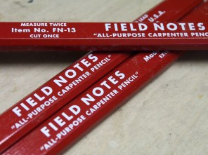 Field Notes Item No. FN-13