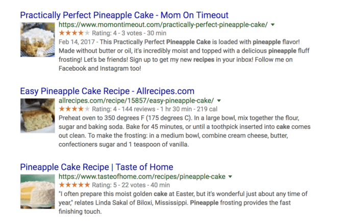 1i.7. Structured Data on Google Search