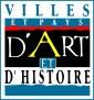 Copyright : DR / Logo villes et pays d'art et d'histoire