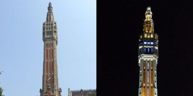 Le Beffroi de l'Hôtel de Ville de Lille sera fermé du 22 août au 05 septembre 2016