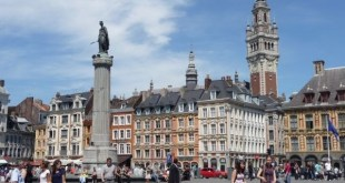 Visites guidées de l'Office de Tourisme de Lille du 14 au 21 décembre 2016