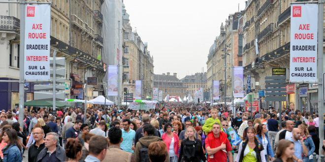 Braderie de Lille 2017 : périmètre réduit de 10%, points de contrôle ...