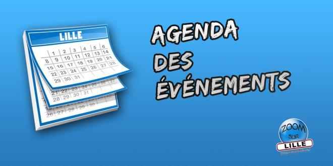 Agenda des événements à Lille