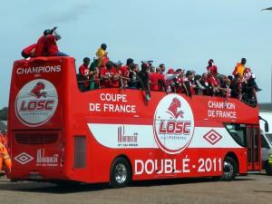 LOSC - Champions 2011
