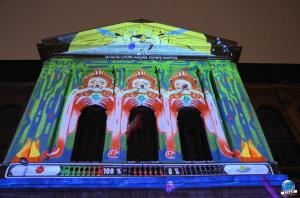 Video Mapping Festival 2018