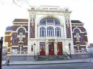 Visite Théâtre Sébastopol