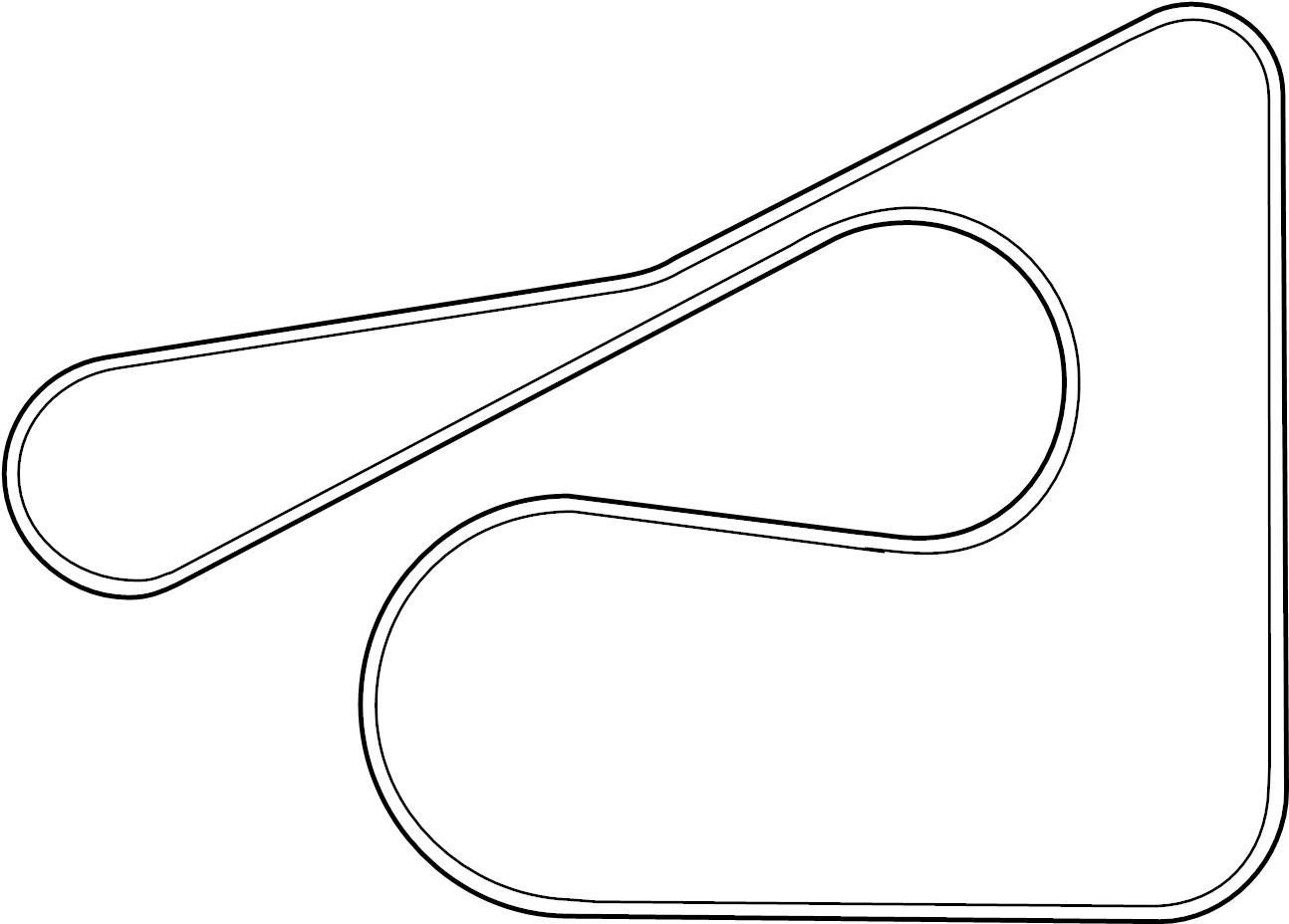Mazda 2 Serpentine Belt Belts Alternator Alt