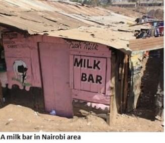 urban milk nairobi