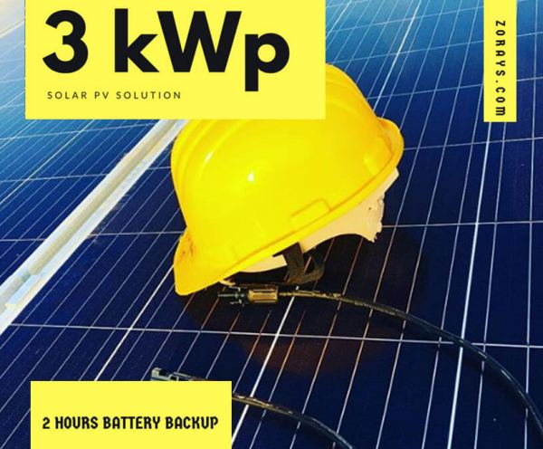 3kWp-PV-Solar-Energy-Package-2-Hours-Battery-Backup