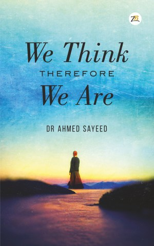 We think therefore we are_Cover Design_Front