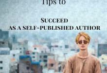 Tips to success as a self-published author