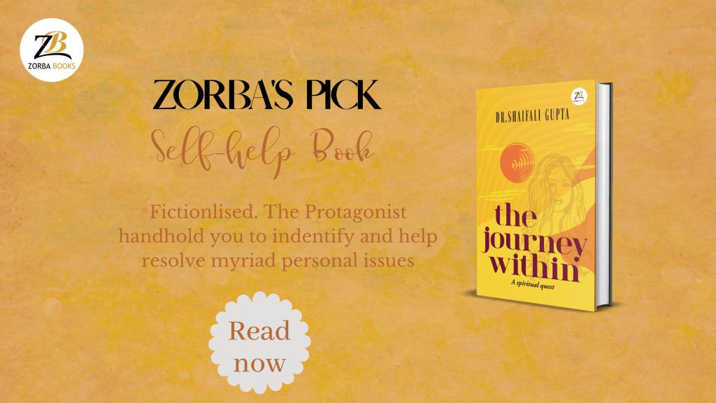 Zorba's Pick – in self-help books