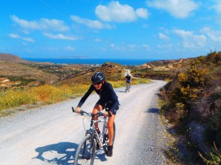 Active holiday on Crete Greece 0405