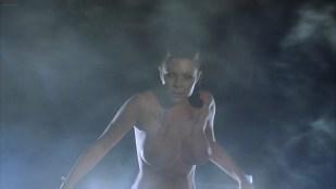 Christa Campbell nude bush topless - Hyenas (2011) HD 1080p Web