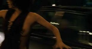 Halle Berry nude brief topless as hot stripper - Frankie and Alice (2010) (3)