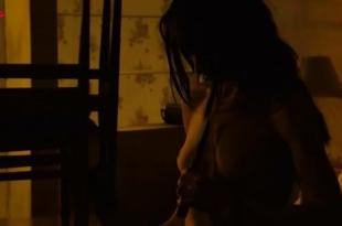 Kate Dickie nude topless in Outcast (2010)