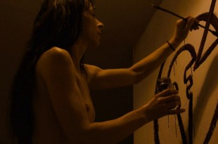 Kate Dickie nude topless in Outcast (2010) HD 1080p Web (8)