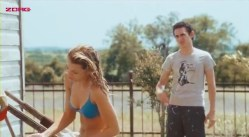 Blake Lively hot and sexy in bikini - Elvis and Anabelle (2007)