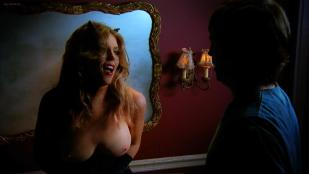 Diora Baird sex doggy style and naked fake boobs - Night of the Demons hd1080p