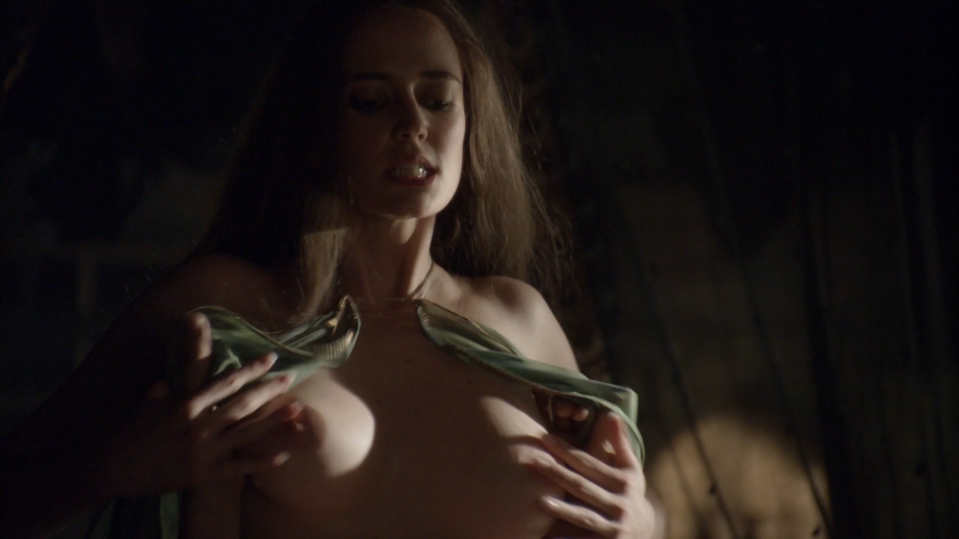 Eva Green Nude Topless And Tamsin Egerton Nude Wet And Sex -1668