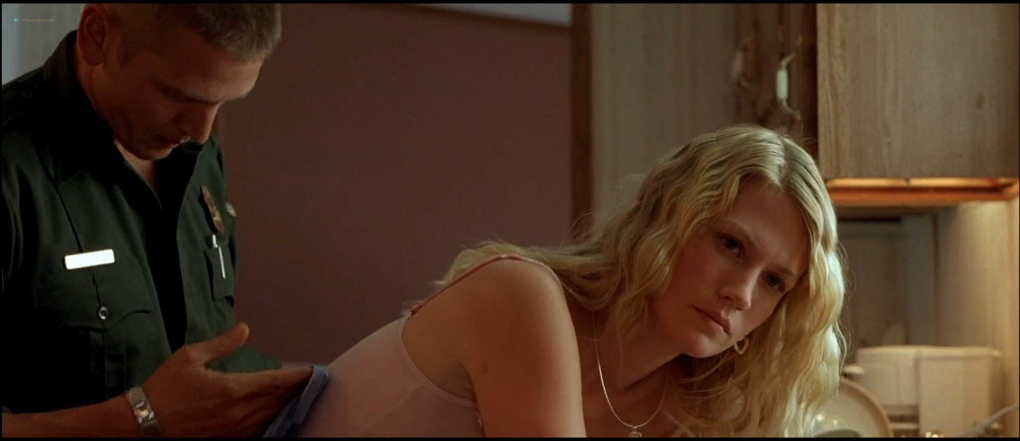 January Jones sex doggy style and Melissa Leo naked - The Three Burials of Melquiades Estrada HD 1080p BluRay (9)
